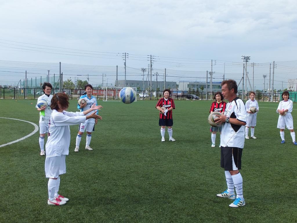 サッカー教室