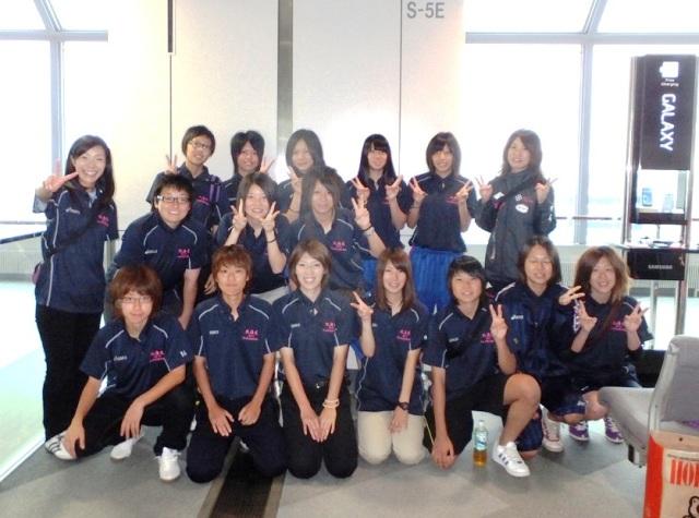 北海道選抜チーム、いざぎふ清流国体へ出陣!