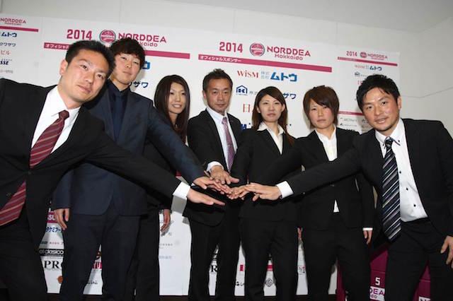 2015シーズン新メンバー達、三浦監督
