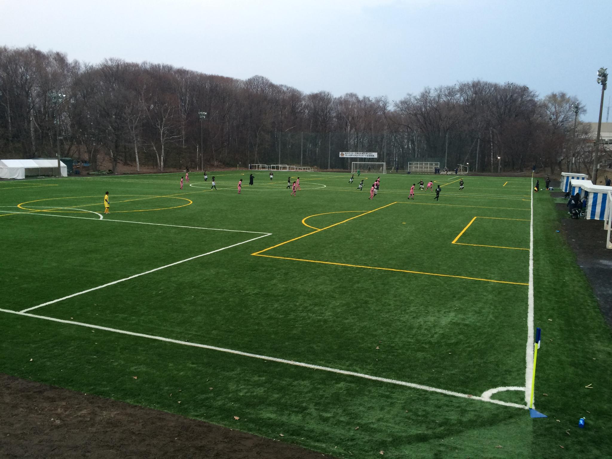 札幌大学サッカーグラウンド
